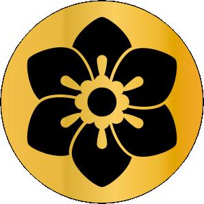 SINETE-PADRÃO-FLORES-CINERARIA