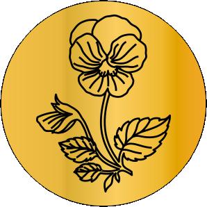SINETE-PADRÃO-FLORES- MOD.01