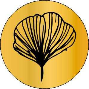 SINETE-PADRÃO -FLORAL- MOD-14